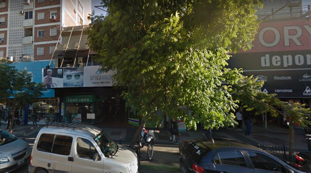 Local en alquiler/oficina - Presidente Peron 1645 (San Miguel)